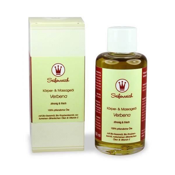 Körper- & Massageöl Vitalising Verbena