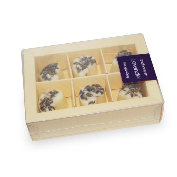 Badeherzen Refreshing Lavender