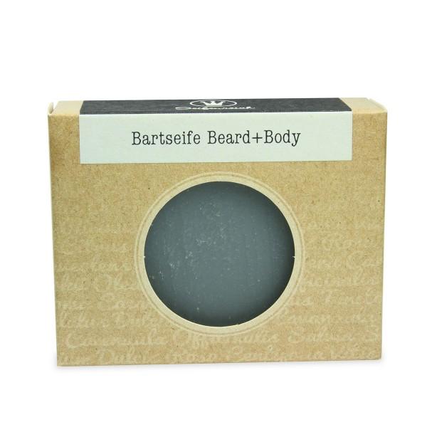 Bartseife Beard+Body