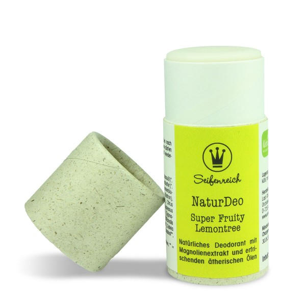 Natur Deo Super Fruity Lemontree