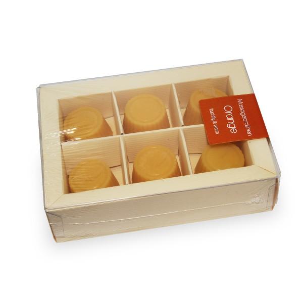 Massagepralinen Spicy Sweet Orange