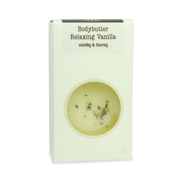 Bodybutter Relaxing Vanilla