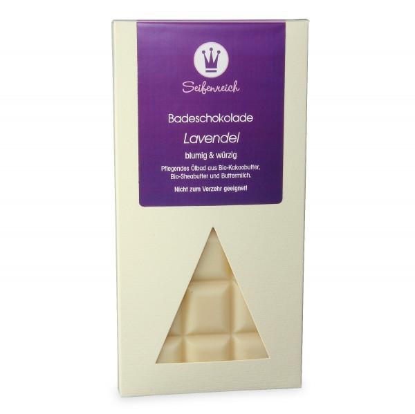 Badeschokolade Refreshing Lavender