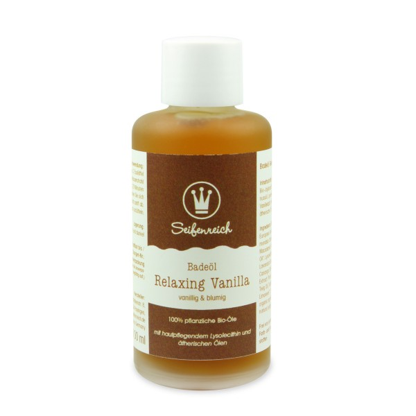 Badeöl Relaxing Vanilla