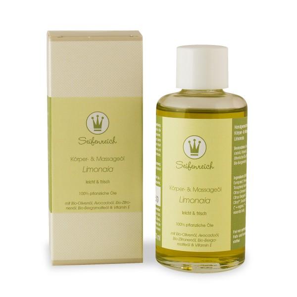 Körper- & Massageöl Limonaia