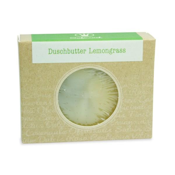 Duschbutter Lemongrass